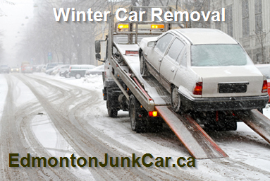 how to get rid of old car edmonton